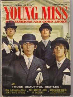 February 1967 cover with The Beatles--I used to read this! I forgot about it.