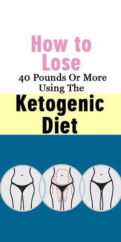 Lose 40 pounds or more using a ketogenic diet. #ketogenicdiet #keto #ketoweightloss