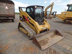 2008 Cat Caterpillar 289C Skid Steer Loader Hydraulic Construction Machine EROPS