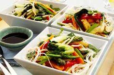 Seven-veg stir-fry | Woman's Weekly recipe recipe - goodtoknow