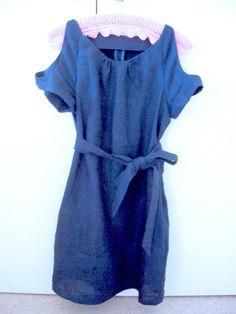 Cynthia Rowley dress (Simplicity 2406) tutorial