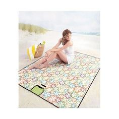 Outdoor Multipurpose Mat Ground Beach Picnic Camping Warm Weather Park Protector $19.99