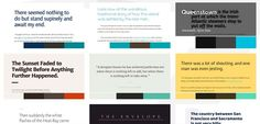Typespiration.com est un site bien pratique que vous allez j'en suis sûr ajouter dans vos favoris. Il va vous permettre un quelques clics de découvrir de belles combinaisons de typographies ainsi que des palettes de couleurs originales. Ensuite toujours en quelques clics, vous pouvez récupérer l…