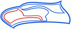 How to Draw the Seahawks, Step by Step, Movies, Pop Culture, FREE Online Drawing Tutorial, Added by Dawn, January 21, 2014, 5:23:40 pm