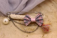 Παραμάνες με Φούντα  Παραμάνες με φούντα.Η συσκευασία περιέχει 10 τεμάχια. Accessories, Fashion, Moda, Fashion Styles, Fasion, Ornament
