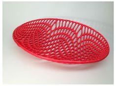 Lattice bowl http://shpws.me/pU2e #ShapewaysWedding