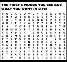 I got Love, Honesty, and Friendship... Pretty true