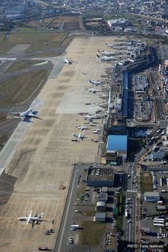 Fukuoka international air port