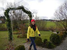 Birgit Stocker - author and gardener
