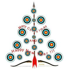 Archery Christmas Tree                                                                                                                                                                                 More