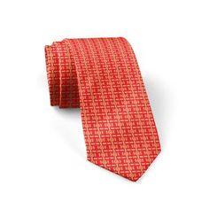 """Silk Tie """"Zeus"""" Cyclades"""