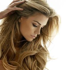 'm doing the brunette thing right now but when I go back to blonde this will be the color <3 it