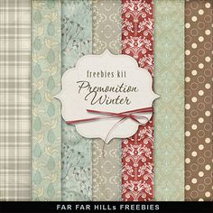Textures – Premonition Winter 2013 » Free Hero Graphic Design: Vectors AEP Projects PSD Sources Web Templates – HeroGFX.com