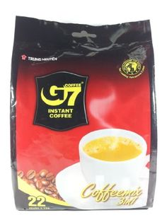 G7 Instant 3 in 1 Coffee Mix 352g 16gx22 Sticks * Want additional info? Click on the image.