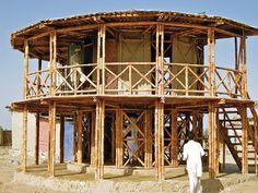 ARQUITETANDO IDEIAS: Arquiteta paquistanesa projeta abrigos sustentávei...
