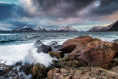 ***Wild coast (Lofoten, Norway) by Peter Schellig on 500px