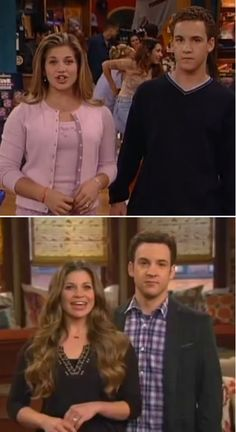 Cory and Topanga #BoyMeetsWorld #GirlMeetsWorld