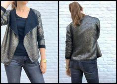 arrow sweater - byevamaria - free pattern - Petrol&mint