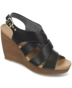Dr. Scholl's Mattison Platform Wedge Sandals   macys.com