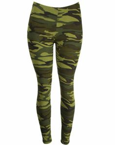 Rothco The Camo Leggings in Woodland Brown Leggings, Camo Leggings, Camo Pants, Tight Leggings, Green Pants, Blue Pearl, Army Green, Street Wear, Tights