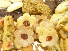 Recepty na zdravé a dietní vánoční cukroví | dietalinie.cz