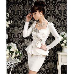 TS Super Charming Sexy Queen Dress(Slim Cut)  – USD $ 34.99
