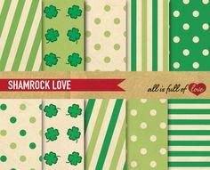 retro-shamrock-love-o