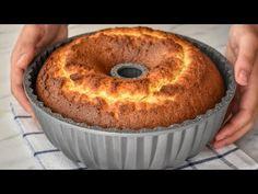 ÖYLE GÜZEL BİR KEK YAPTIM Kİ ✅ RENGİNE DOKUSUNA VE LEZZETİNE BAYILACAKSINIZ ⬆️ PORTAKALI KEK TARİFİ - YouTube Easy Homemade Cake, Pasta Cake, Food Cakes, Cake Recipes, Muffin, Food And Drink, Breakfast, Youtube, Crafts