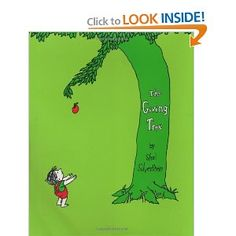 All of Shel Silverstein's books are wonderful! This is probably the most famous because the story is so...