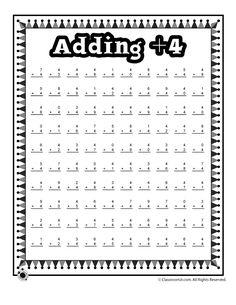 math worksheet : math worksheets worksheets and math on pinterest : Superkids Math Worksheet Addition