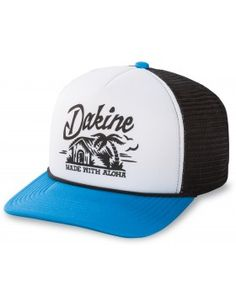 16180a640b274 Dakine Beach Hut trucker cap - blue Surf Companies