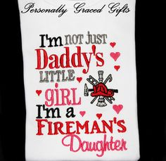 I'm Not Just Daddy's Little Girl I'm a by PersonallyGraced on Etsy