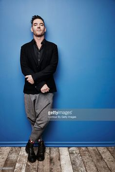 Actor Marton Csokas of AMC's 'Into the Badlands' poses in the Getty Images Portrait Studio powered by Samsung Galaxy at the 2015 Summer TCA's at The Beverly Hilton Hotel on July 31, 2015 in Beverly Hills, California.