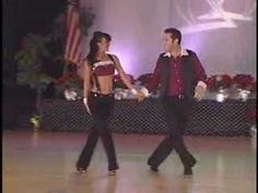 US Open Swing Championships Parker Dearborn & Jessica Cox