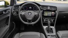 Рестайлинг хэтчбека Volkswagen Golf серьёзно затронул начинку — ДРАЙВ