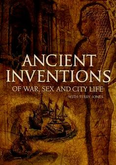 Terry Jones: Ancient Inventions (1998)  - Watching Activity and History of http://www.PanicPlanet.com #PanicPlanet Leave it to Monty Python veteran Terry Jones to put the fun back in history -- like describing how (and why) an ox once landed on the floor of the Roman senate -- in this collection of episodes from his documentary series.