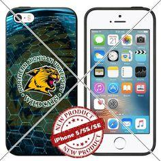 New iPhone SE Case iPhone 5/5s TPU Case Northern Michigan…