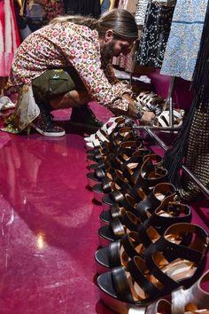 Sapatos Aguarela: Patricia Viera