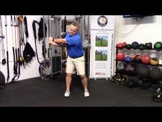3 Stretches for More Shoulder Turn in Your Golf Swing! Stretches To Improve Flexibility, Flexibility Workout, Stretching, Shoulder Stretches, Golf Cart Accessories, Golf Videos, Golf Exercises, Workouts, Perfect Golf
