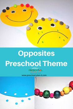 A Preschool Opposites Theme that includes preschool lesson plans, activities and Interest Learning Center ideas for your Preschool Classroom! Opposites For Kids, Opposites Preschool, Preschool Centers, Preschool Themes, Preschool Classroom, Preschool Learning, Learning Centers, Lesson Plans For Toddlers, Preschool Lesson Plans