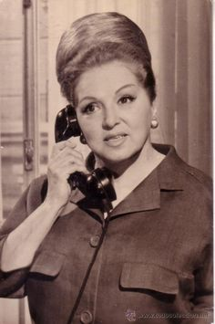 Isabel Garcés. Las actrices de España.