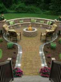 Another great fire pit.