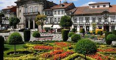 Alugar carro em Guimarães e em Portugal #viagem #lisboa #portugal