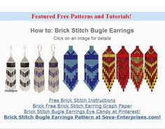 Bead-Patterns.com Newsletter: August 23, 2013. Features FREE Beading Patterns and Tutorials, learning, eyecandy, supplies and more!