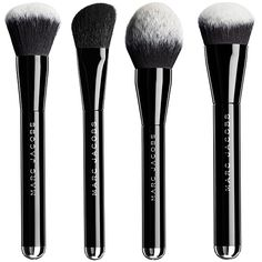 Marc Jacobs makeup brushes....how amazing are these!!  Marc Jacobs Beauty Collection Exclusively at Sephora