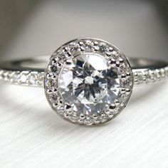 Custom Engagement Ring and Wedding Bands | CustomMade.com