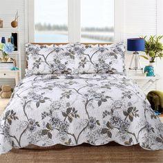 Sleeptime - Micropercal - GrijsKleur: GrijsMaat: 260 x 250 - Nikky Grijs 260 x 250 Micropercal Comforters, Sleep, Blanket, Interior, Design, Essentials, Lifestyle, Products, Trendy Tree