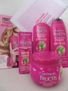 Garnier Fructis Prachtauffüller für prachtvolles Haar #ilovemyhair