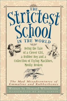 """The Strictest School in the World: Sylvia H. recommends The Strictest School in the World by Howard Whitehouse. """"The heroine is a girl who likes to build flying machines,"""" she says. She says it is a good read for moms to recommend to daughters looking for female inspiration in navigating life's common rites of passage for teens."""