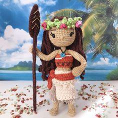 Disney Crochet Patterns, Crochet Doll Pattern, Crochet Patterns Amigurumi, Amigurumi Doll, Doll Patterns, Knitted Dolls, Crochet Dolls, Knitting Projects, Crochet Projects